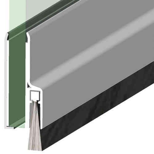 dichtungsleisten glastueren. Black Bedroom Furniture Sets. Home Design Ideas