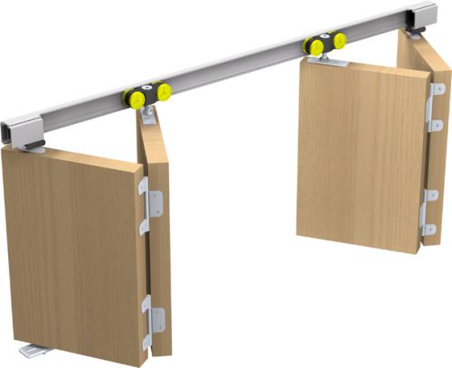 faltschiebet rbeschl ge f r platzsparende innent ren oder. Black Bedroom Furniture Sets. Home Design Ideas