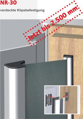 athmer fingerschutzrollo nr 30 silber eloxiert 1925 mm 5 801. Black Bedroom Furniture Sets. Home Design Ideas